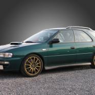 Subaru GT1998
